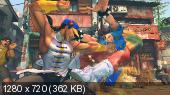 Super Street Fighter 4: Arcade Edition [v.1.1.0.1] (2011/RUS/ENG/RePack by a1chem1st)