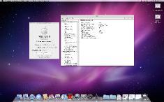 Mac OS X Snow Leopard v.10.6.3 + Delta/Combo Updait 10.6.8  (Rus/Eng)