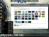 Windows 7 Ultimate IDimm Edition v.07.10 x86 & x64 Скачать торрент