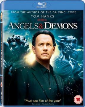Ангелы и демоны  / Angels & Demons (2009) WEB-DL 1080p | Open Matte | Театральная версия