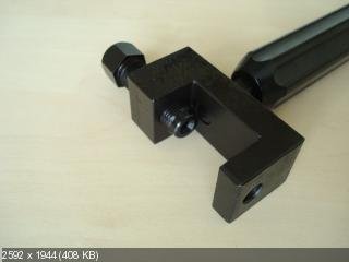 Инструмент RK для резки/заклепывания цепей