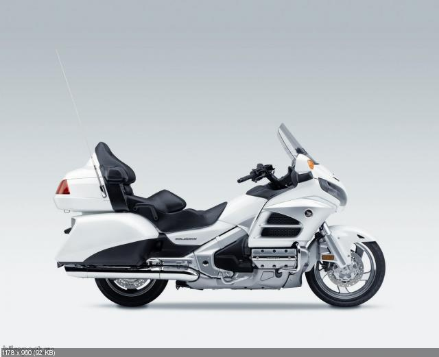 Мотоцикл Honda GL1800 Gold Wing 2012