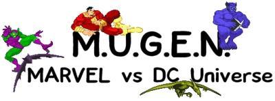 M.U.G.E.N. MARVEL vs DC  (2011)