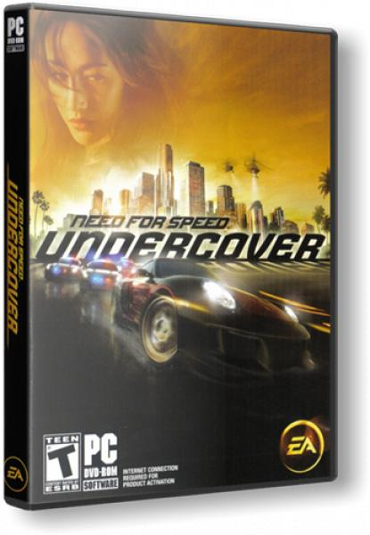 Need For Speed Undercover [RUS][RePack][v.1.0.1.17]