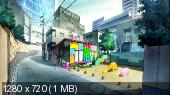 Пингвиний Барабан / Mawaru Penguin Drum / Mawaru Penguindrum (01-04 из 24) (2011/HDTVRip)