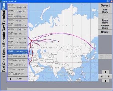 Jeppesen Data Cycle [ v.1116 - Full World - VFR Europe, 2011, ENG ]