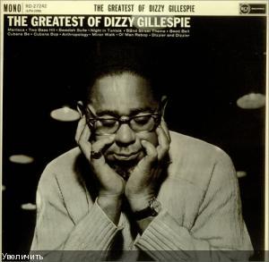 Dizzy Gillespie - The Greatest of Dizzy Gillespie  [1993]