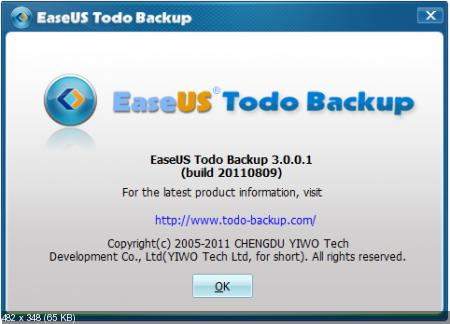 EASEUS Todo Backup Advanced Server 3.0 Retail