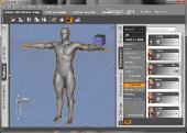 DAZ Studio 4.0.0.343 - создание виртуальных людей, животных, транспортные средства