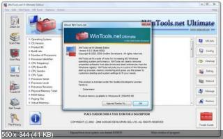 WinTools.net 11.1 Classic Rus (2011) PC