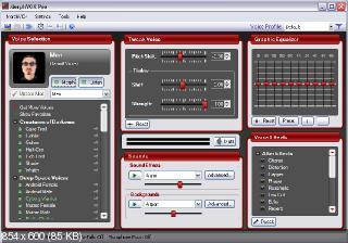 MorphVOX Pro (программа для изменения голоса в skype)