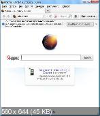 Mozilla Firefox v 8.0 Aurora 2